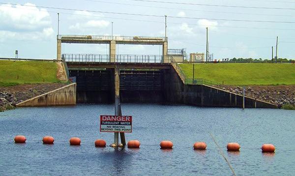 Inglis Dam